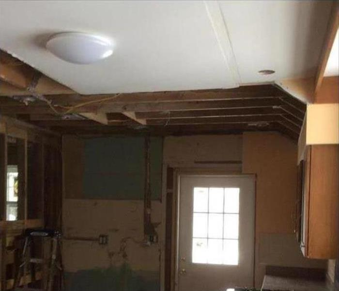 Water Damage In Catalina Foothills After