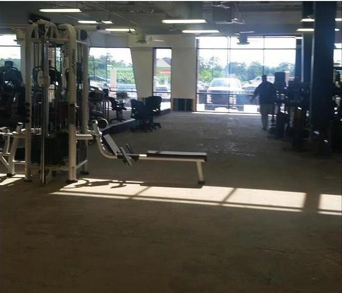 Tucson Fitness Center Not So Fit After Water Damage After