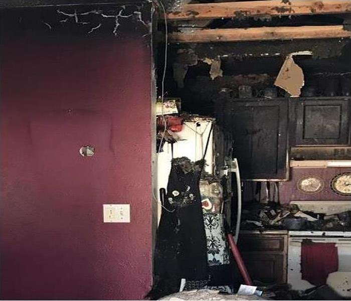 Fire Damage Repair In Redington