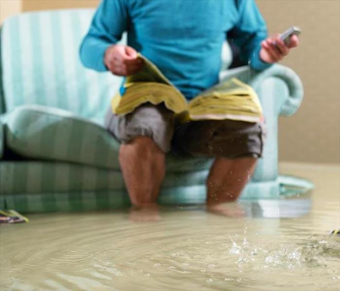 Storm Damage Affected by Recent Flooding? Prevent Secondary Damages in Tucson with Team SERVPRO