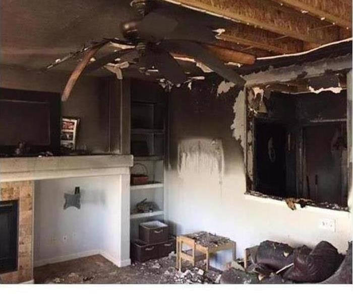 Why SERVPRO How SERVPRO Can Restore Your Tuscon Property After A Fire